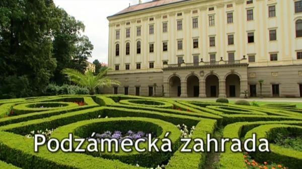 Dokument Podzámecká zahrada v Kroměříži