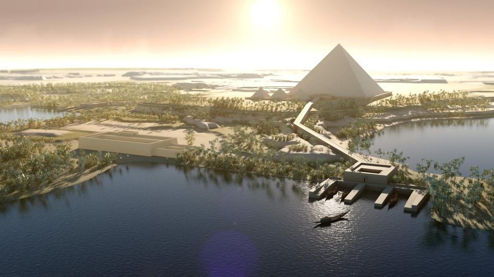Dokument Svět faraona Chufua
