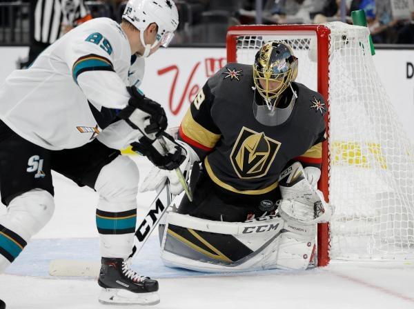 Vegas Golden Knights - San Jose Sharks