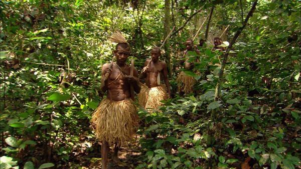Dokument Svět Pygmejů
