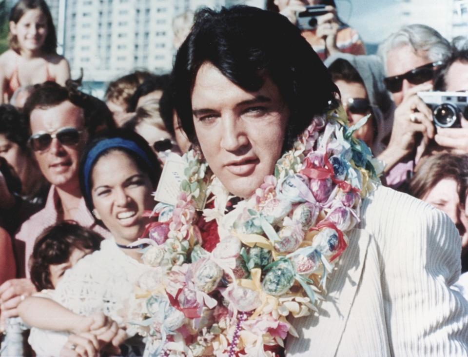 Dokument Elvis Presley: Havaj 1973