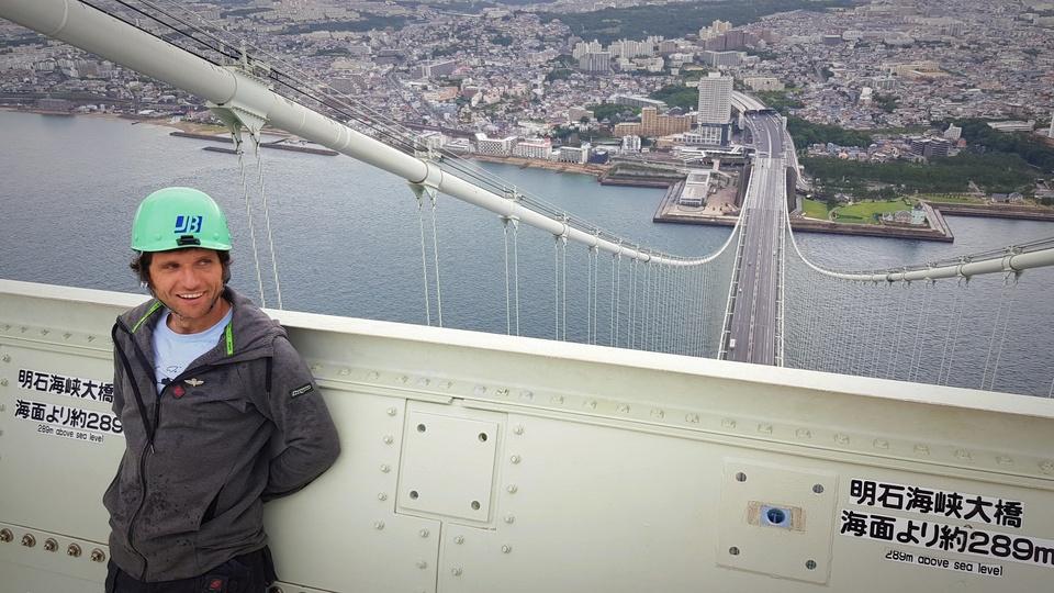 Dokument Japonská výprava s Guyem Martinem