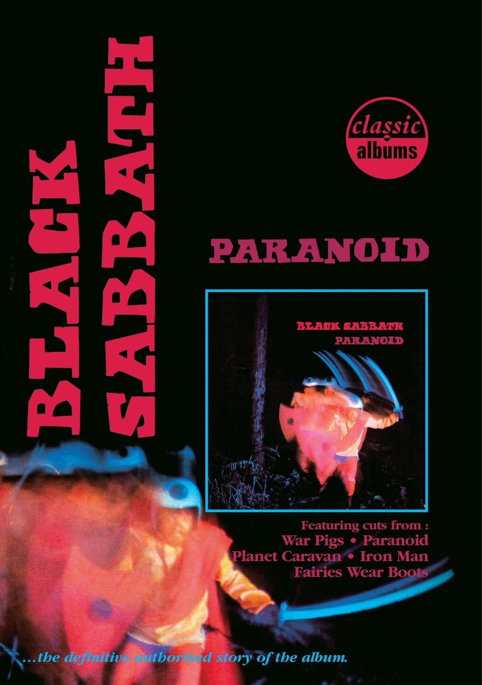 Dokument Slavná alba: Black Sabbath - Paranoid