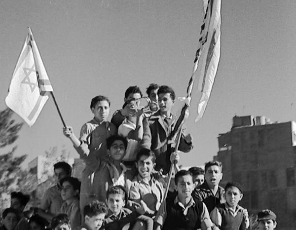 Dokument Tak vznikl Izrael