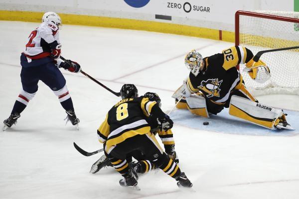 NHL: Washington Capitals - Pittsburgh Penguins