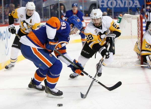 Pittsburgh Penguins - New York Islanders