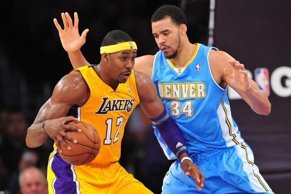 Los Angeles Lakers - Denver Nuggets