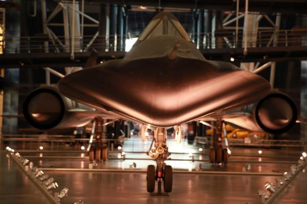 Dokument Letadla, která změnila svět: SR-71 Blackbird