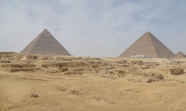Šifra Velké pyramidy