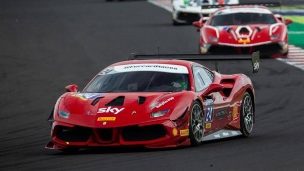 Ferrari Challenge Europe 2021