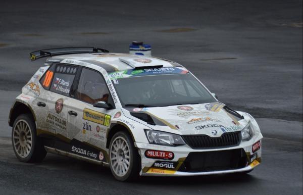 Motorismus: Barum Czech Rally Zlín