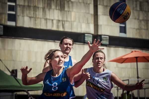 Basketbal: Chance 3x3 Tour 2021 Jihlava