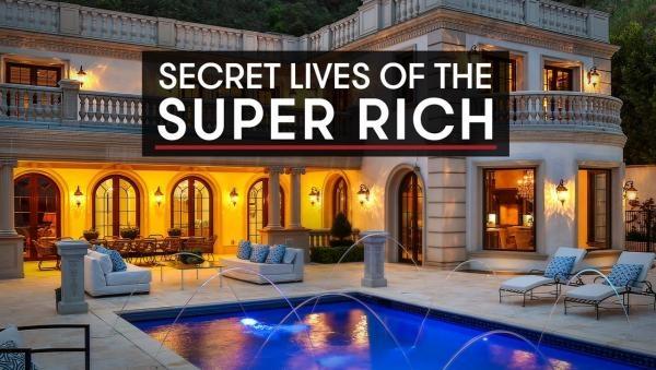 Tajné životy boháčov