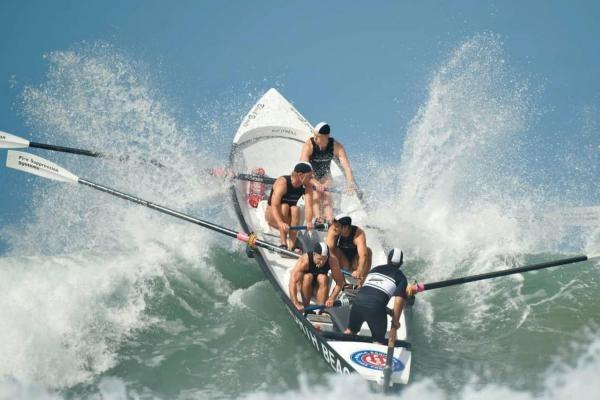 Pierra Menta & Australian Surf Rowers