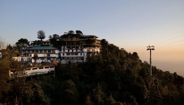 Na cestě po indické Dharamsale
