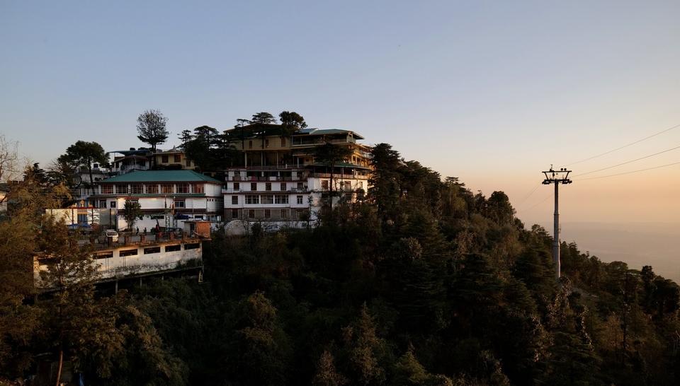 Dokument Na cestě po indické Dharamsale