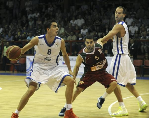 Basketbal: Česko - USA