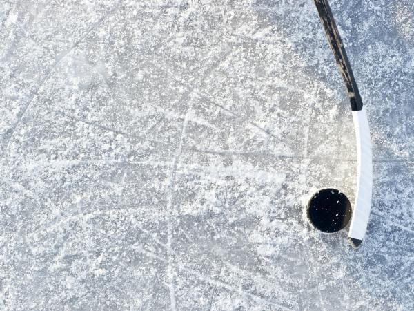 Hokej - prípravný zápas