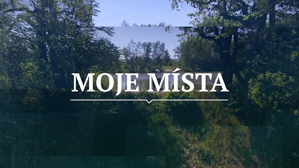 Documentary Moje místa: Iva Pazderková