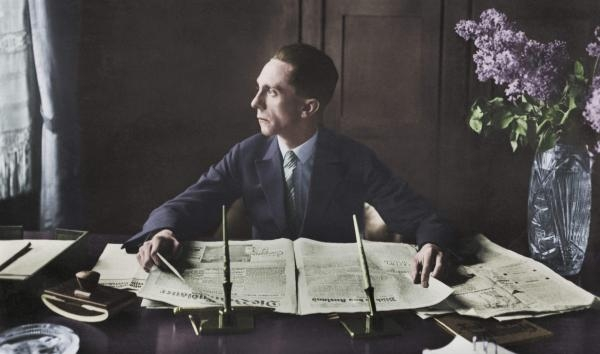 Dokument Joseph Goebbels: Génius propagandy