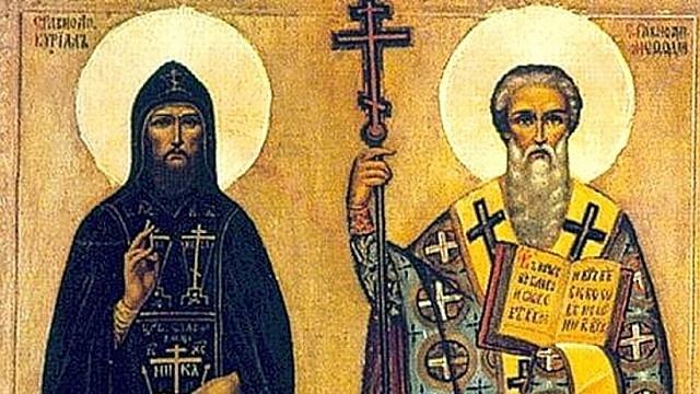 Dokument Cyril a Metoděj