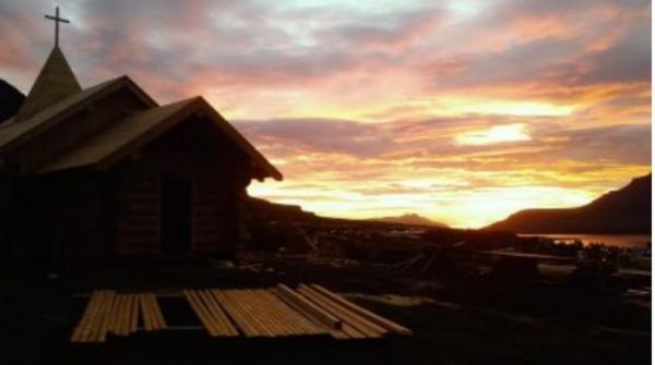 Dokument Hriňovský kostelík na Islandu