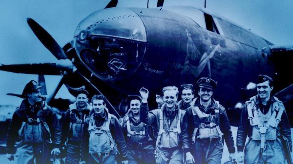 Memphiská kráska - Příběh létající pevnosti