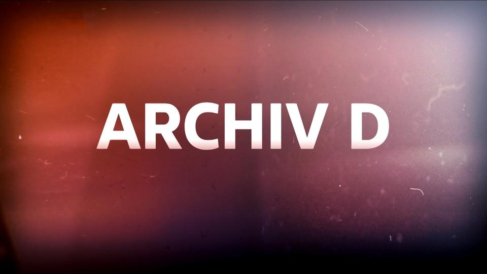 Archiv D: Dobrý den, Ameriko