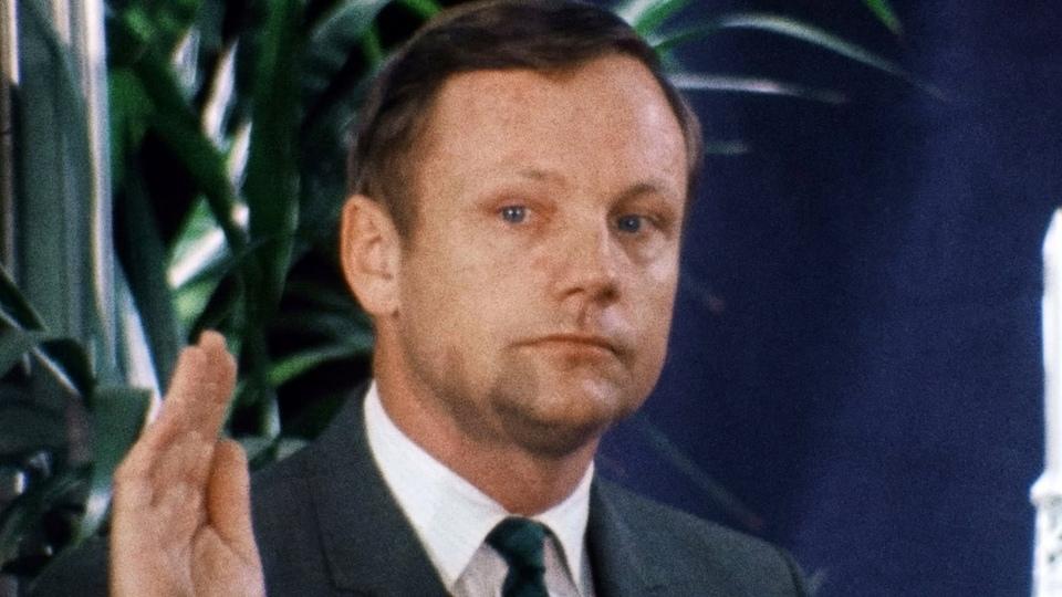 Dokument Neil Armstrong osobně