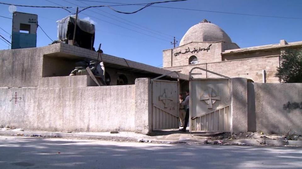 Dokument Irák – Bagdád: Naslouchejte mučedníkům