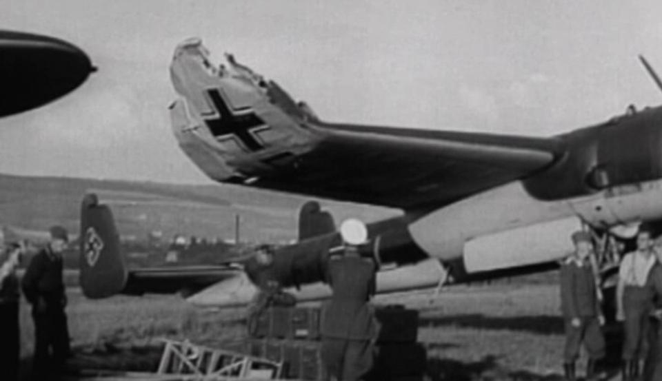 Dokument Luftwaffe ve 2. světové válce
