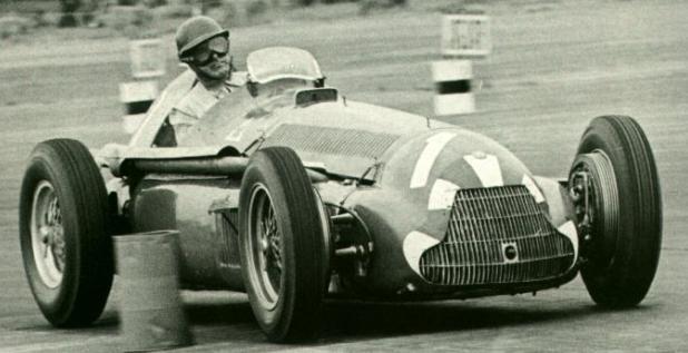GP Legends - A.Ascari & G.Farina