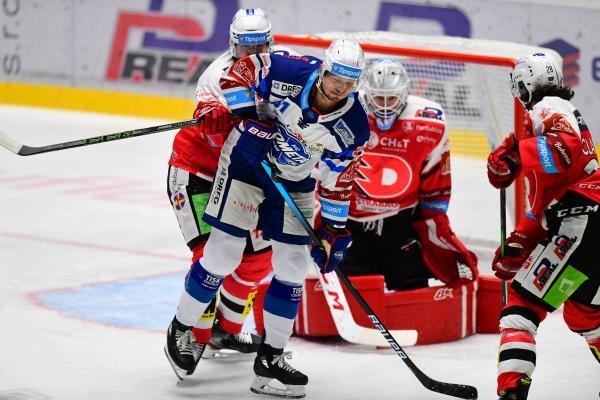 Hokej: HC Dynamo Pardubice - HC Kometa Brno