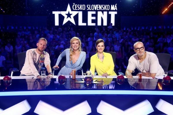 Česko Slovensko má talent VIII - speciál