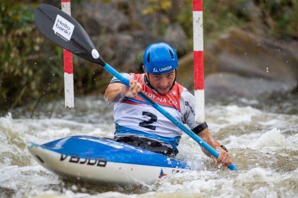 Vodní slalom: SP 2021 Německo