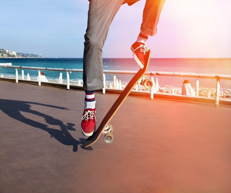 Red Bull Skateboarding Presents: You Good?