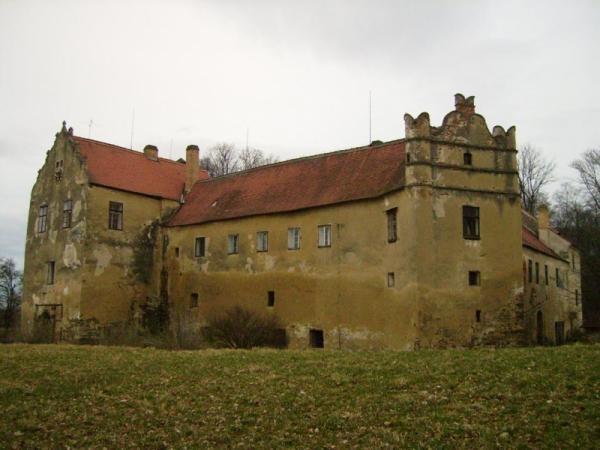 Dokument Tvrz Libějovice