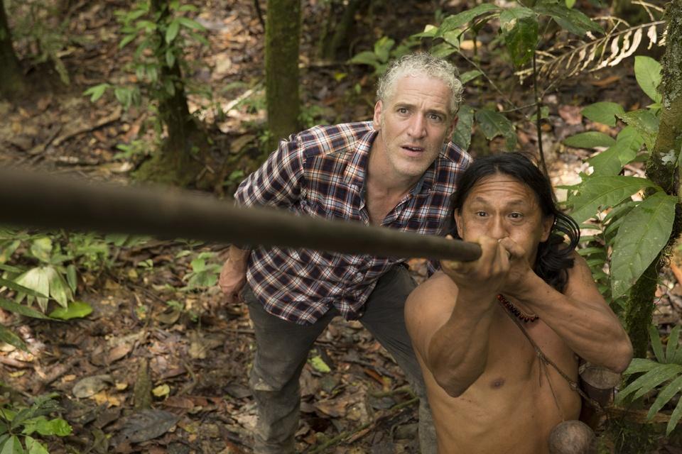 Dokument Domorodé kmeny, zvířata a já