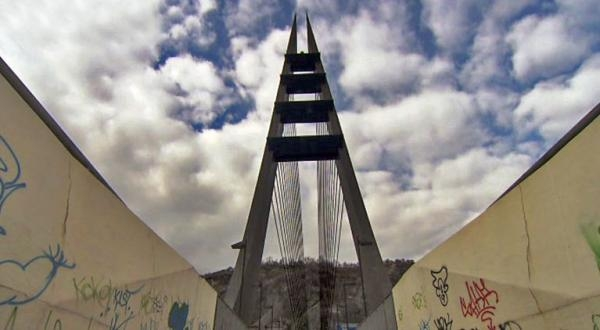 Most nad Ústím nad Labem