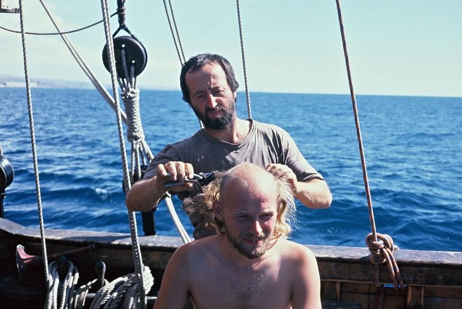 Dokument Idioti na plavbě kolem světa