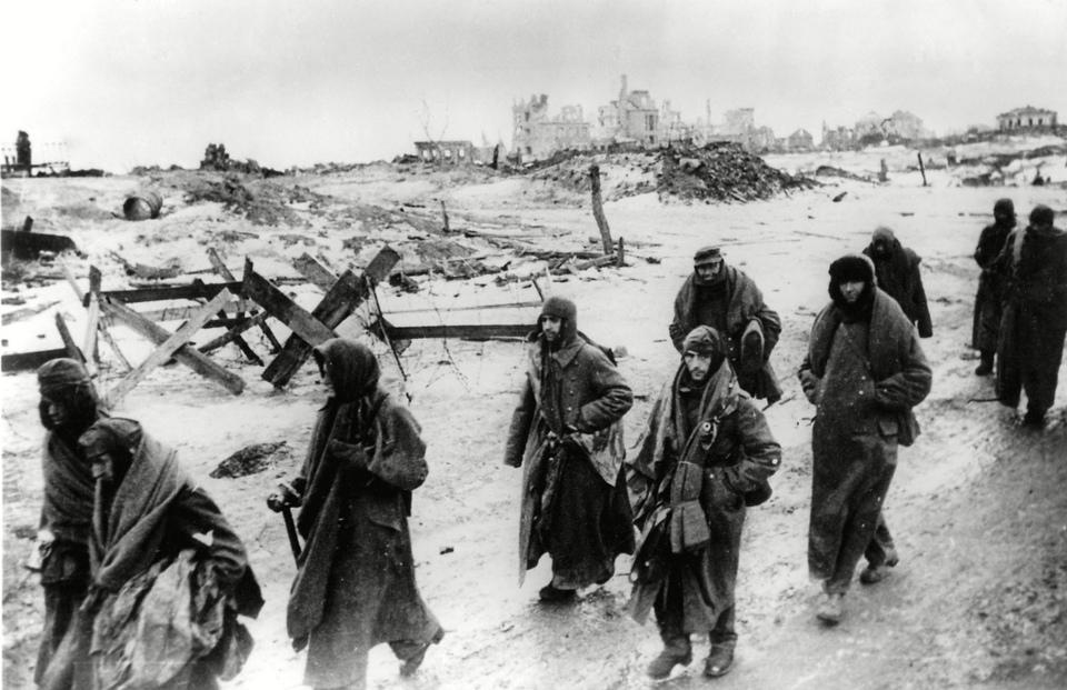 Dokument Velká bitva u Stalingradu