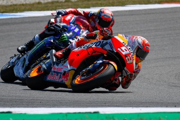 MotoGP - VC Teruelu (trénink MotoGP)
