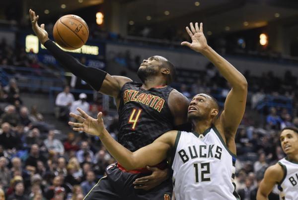 Milwaukee Bucks - Atlanta Hawks