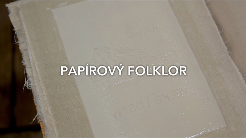 Dokument Papírový folklor