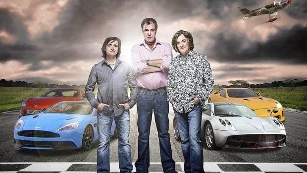 Dokument Top Gear speciál: Napříč Itálií
