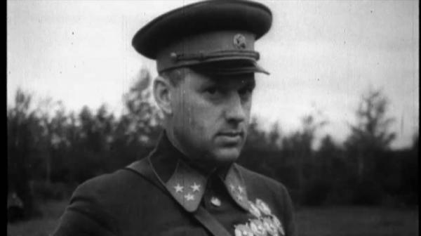 Generál Rokossovskij