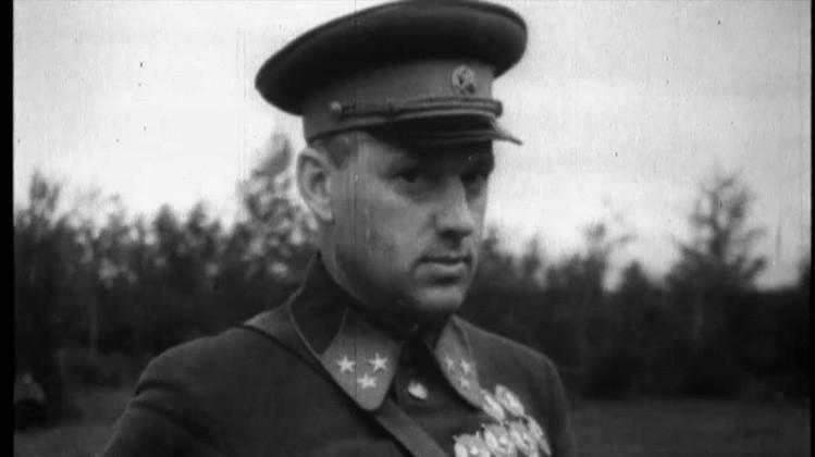 Dokument Generál Rokossovskij