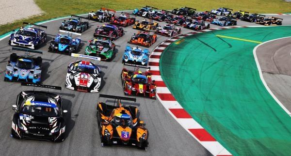 Michellin Le Mans Cup - Spa