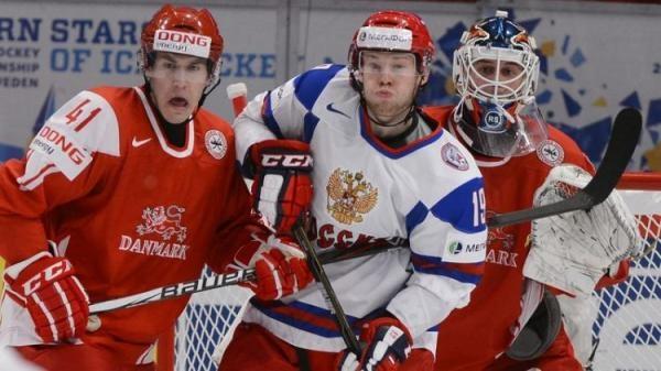 Hokej: Rusko - Dánsko