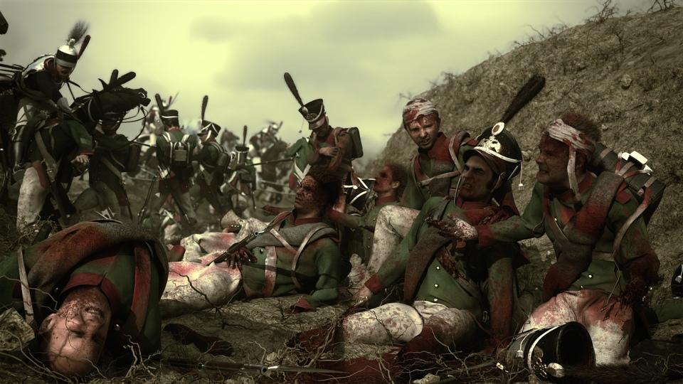 Dokument Napoleon: Bitva u Borodina